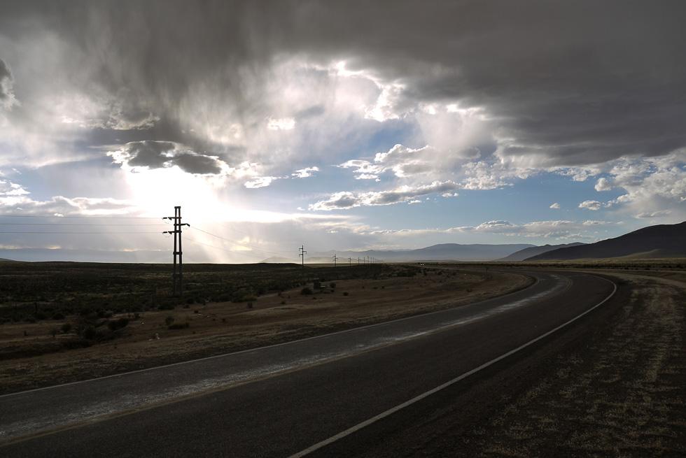 Дальний северо-запад Аргентины, недалеко от Боливии.