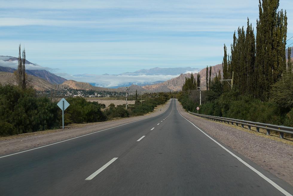 Провинция Jujuy. Горные города.