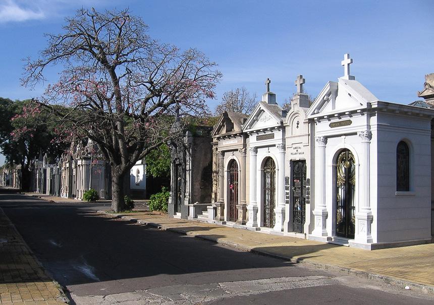 Кладбище Чакарита