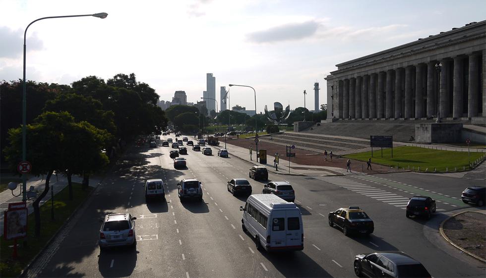 Авеню президента Фигероа Алькорта (Av. Pres Figueroa Alcorta)