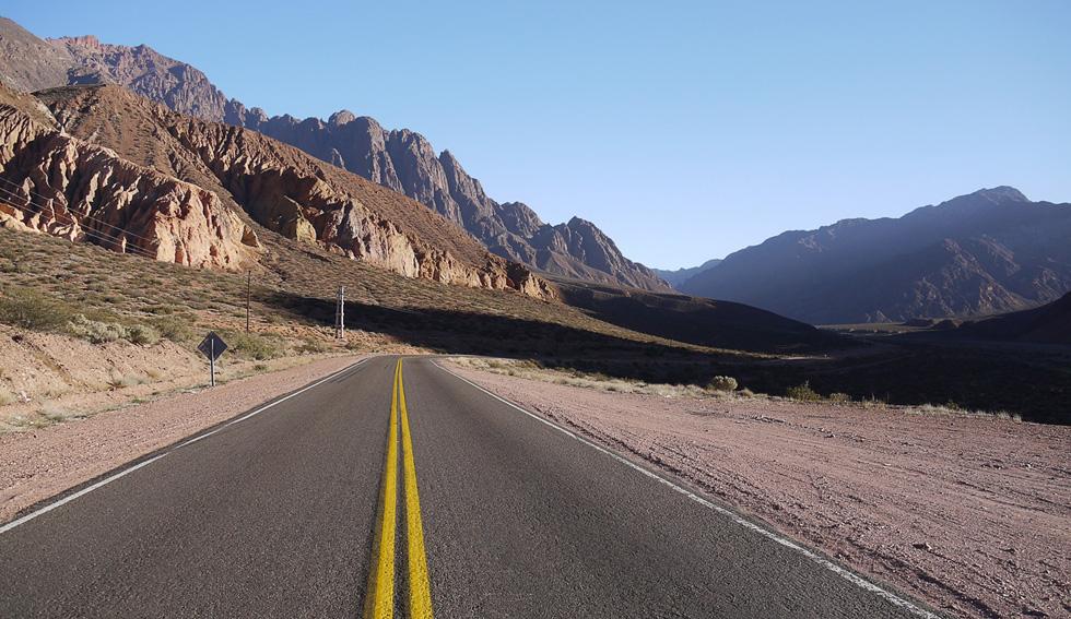 Дорога в Аконкагуа (Aconcaqua)