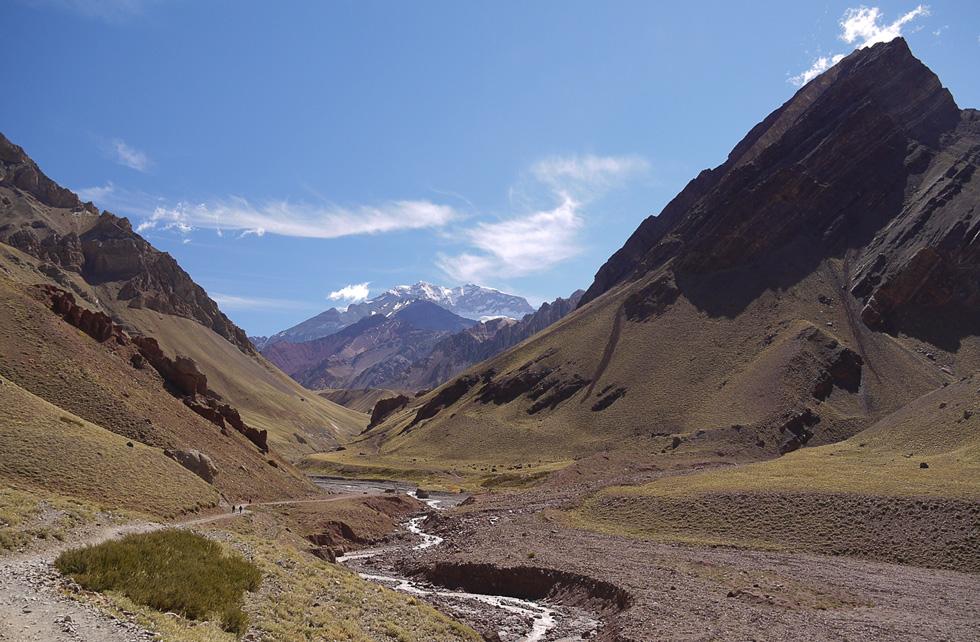 Гора Аконкагуа (Aconcagua)