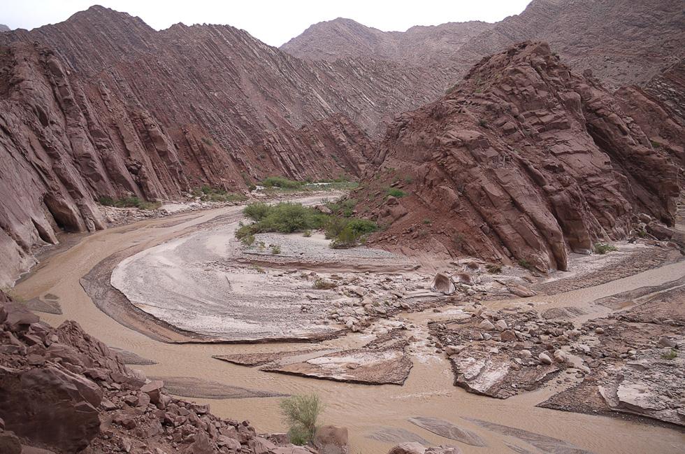 Стены каньона
