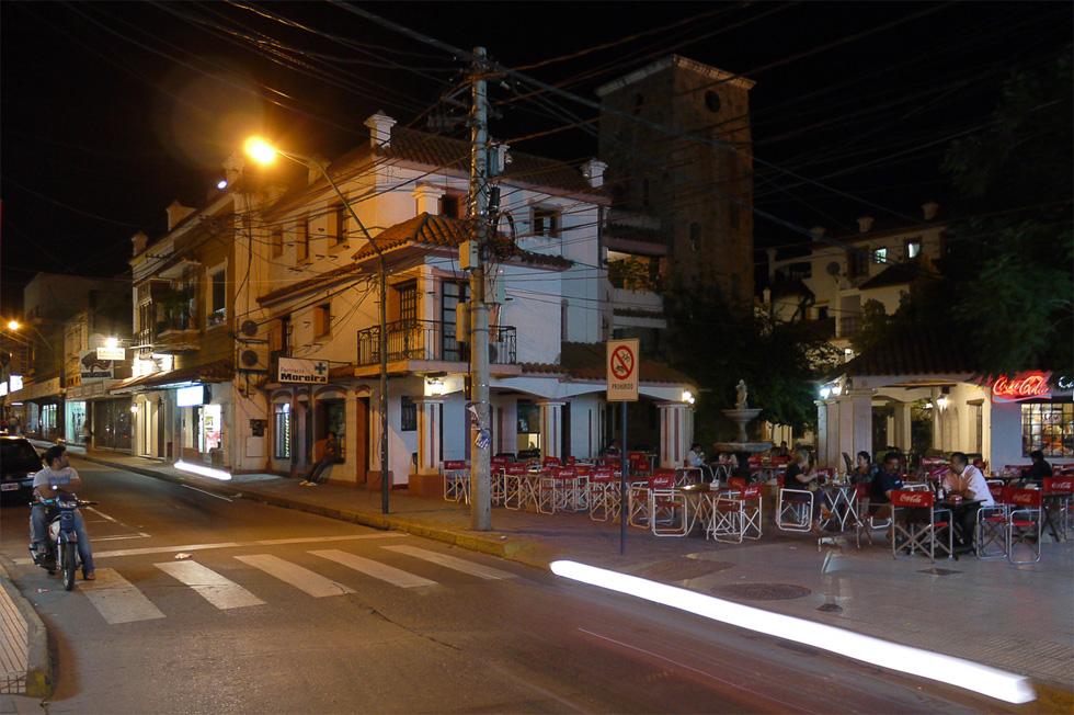 Центр города Ла Риоха