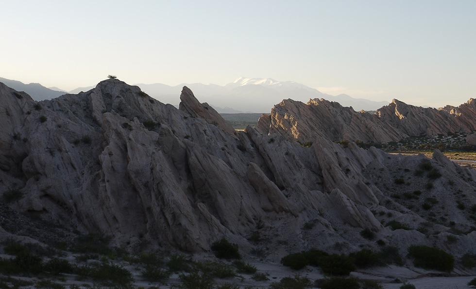 Ущелье Стрел (Quebrada de las Flechas)