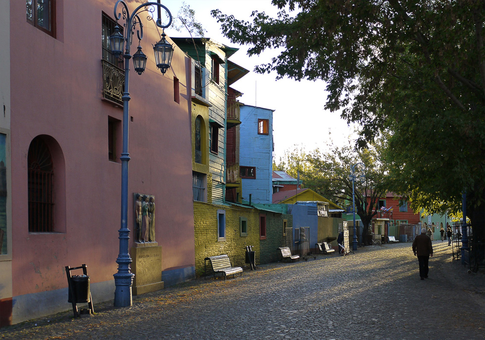 Ла Бока (La Boca)