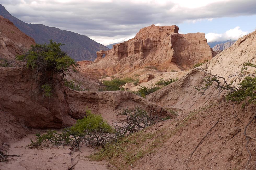 Красный песчаник
