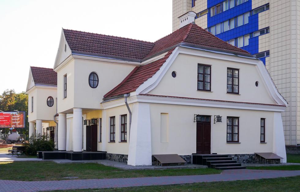 Музей спасённых художественных ценностей