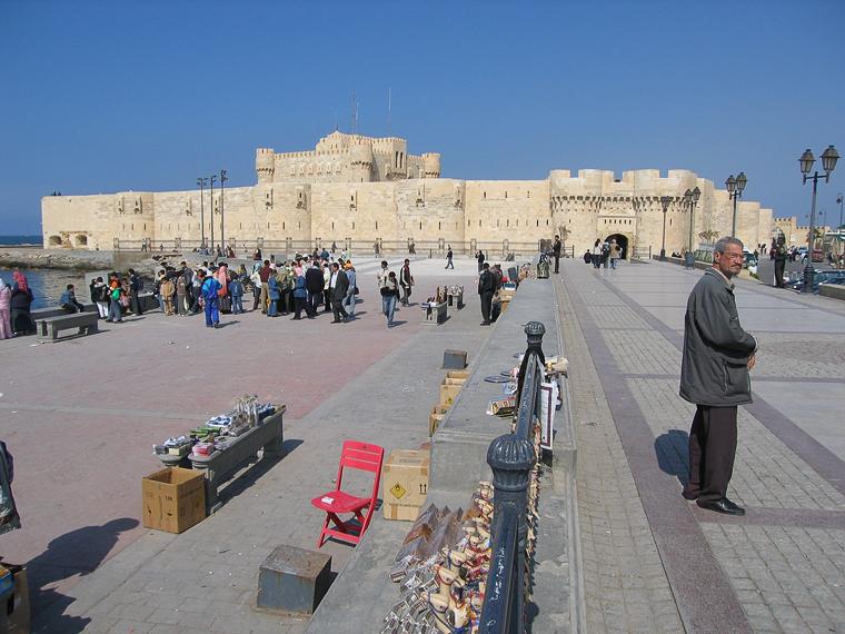 Цитадель в Александрии
