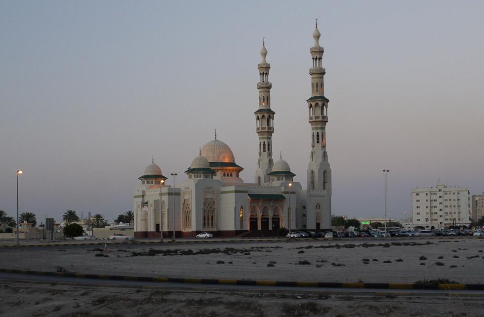 Еще одна мечеть