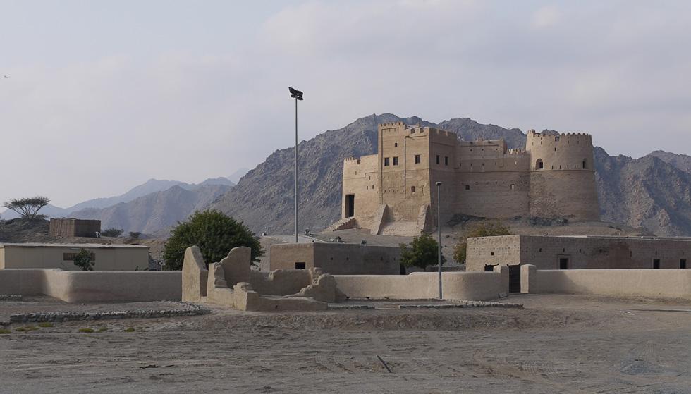 Форт в Эль-Фуджайре