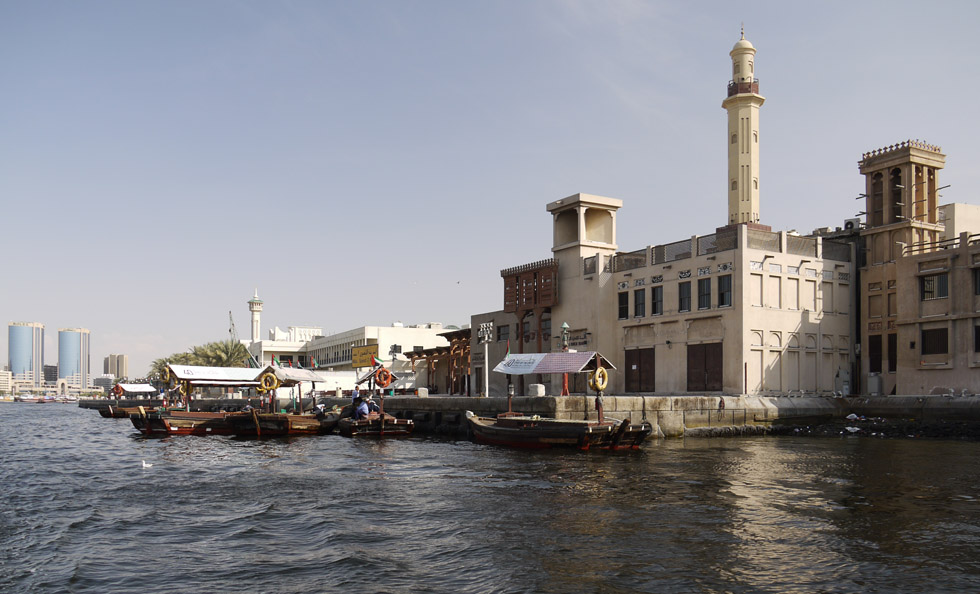 Арбы в Дубаи