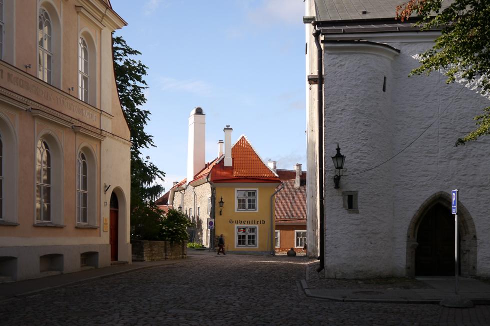 Перекрёсток Таллина