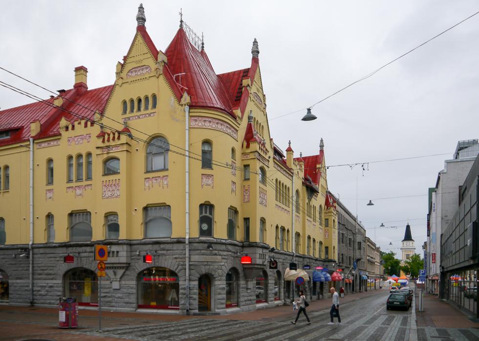 Улица Тампере