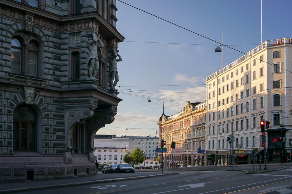 Атланты в Хельсинки
