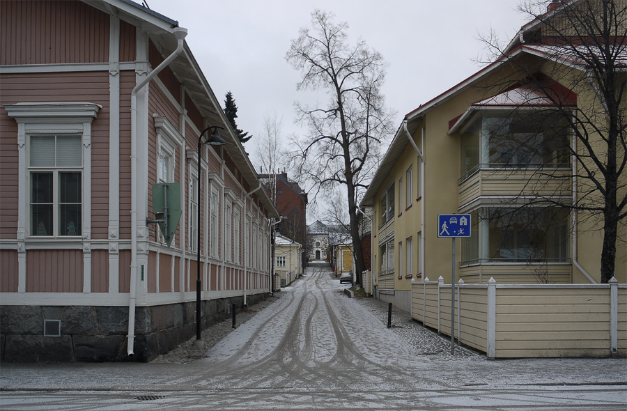 Улица Куопио