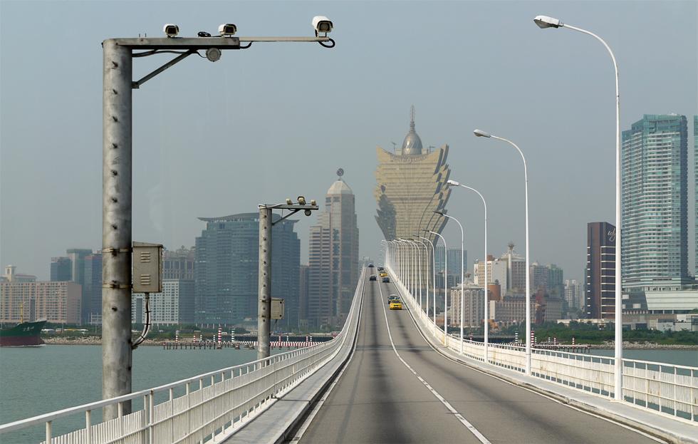 Мост в Макао
