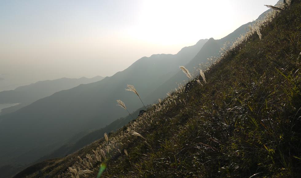 Горы крутые