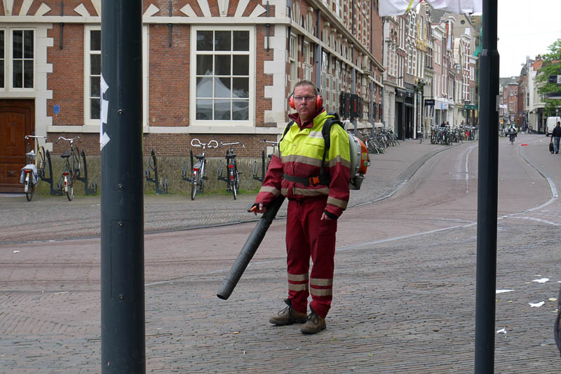 Голландский чистильщик.