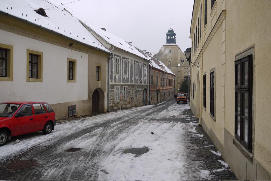 Улица Кёсега.