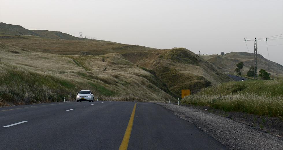 Дорога в Галилею