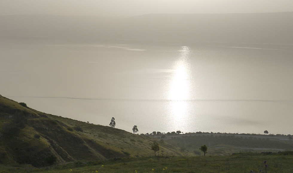 Море Галилеи