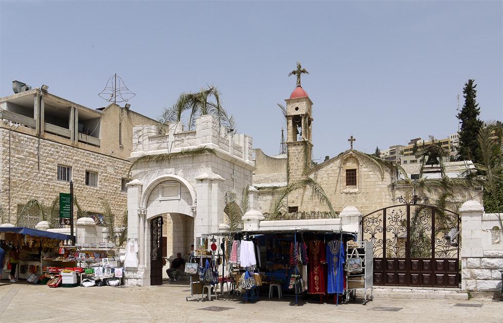 Церковь в Назарете
