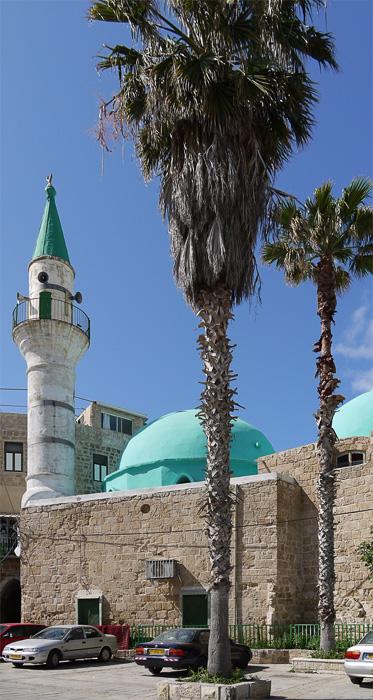 Мечеть в Акко