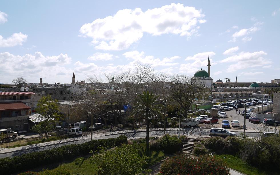 Панорама Акко