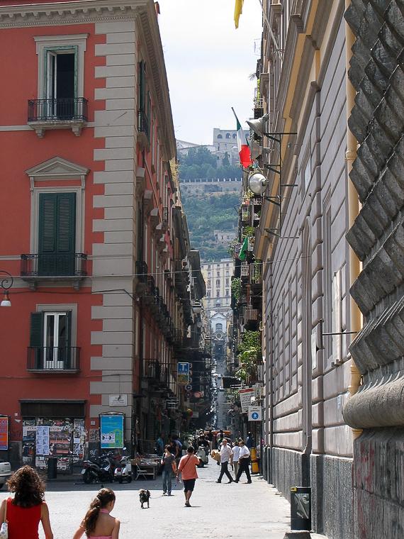 Улица Неаполя