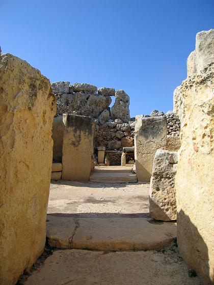 Неолитический храмовый комплекс Джигантия.
