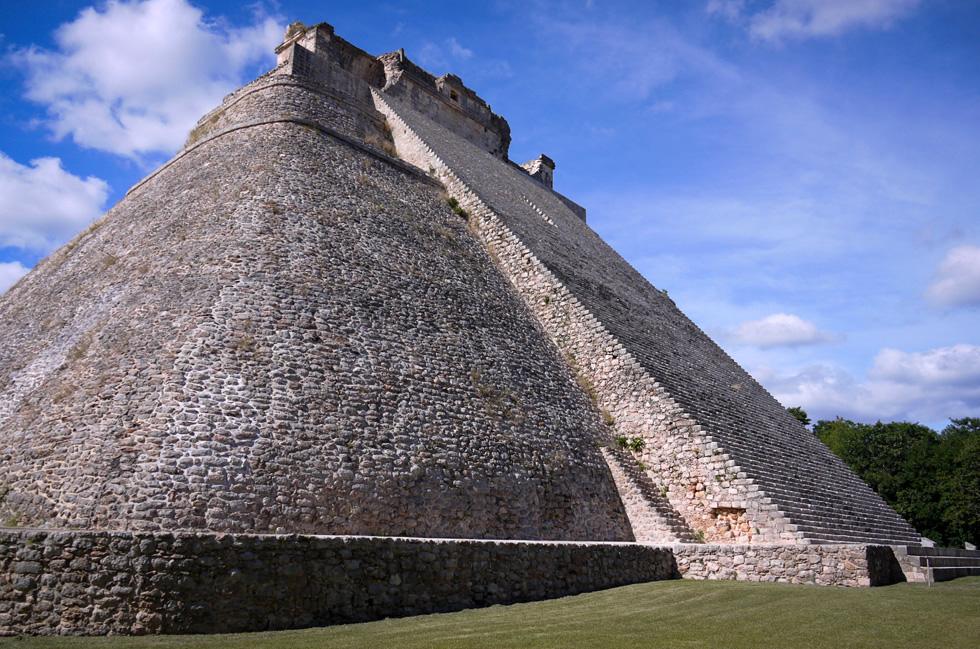Пирамида волшебника