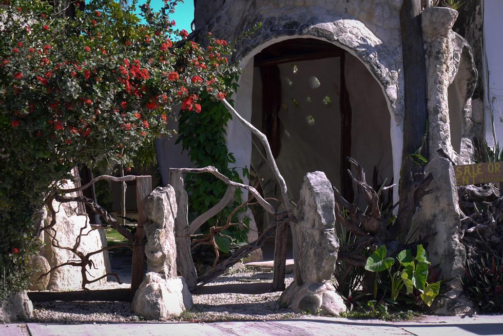 Домик в Puerto Morelos