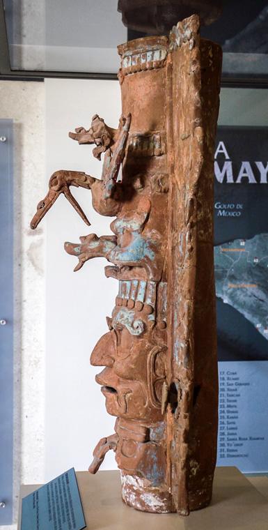 Глиняный тотем