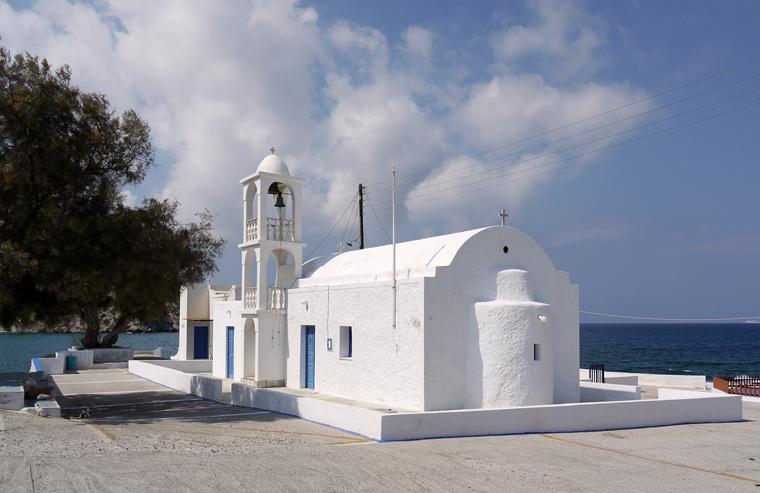 Действующая церковь.