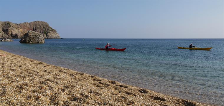 Пляж Палиохори (Palochori) - лучший пляж из тех, что мы видели. The best!