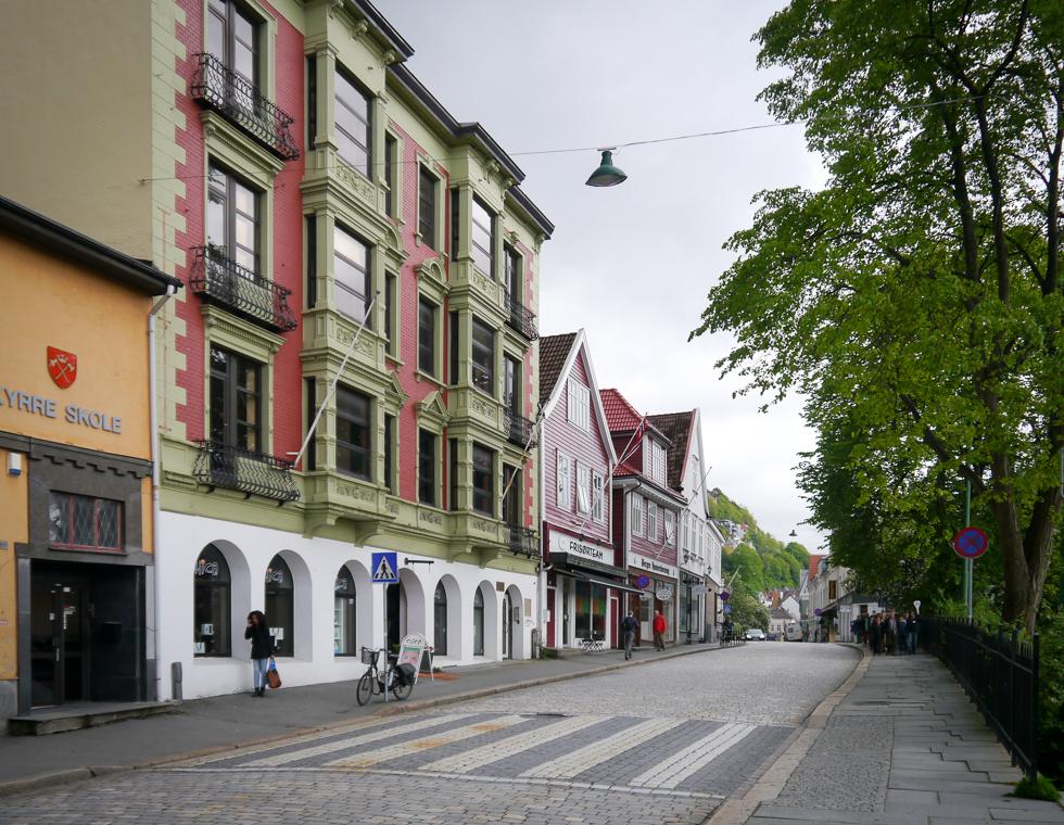 Улица Бергена