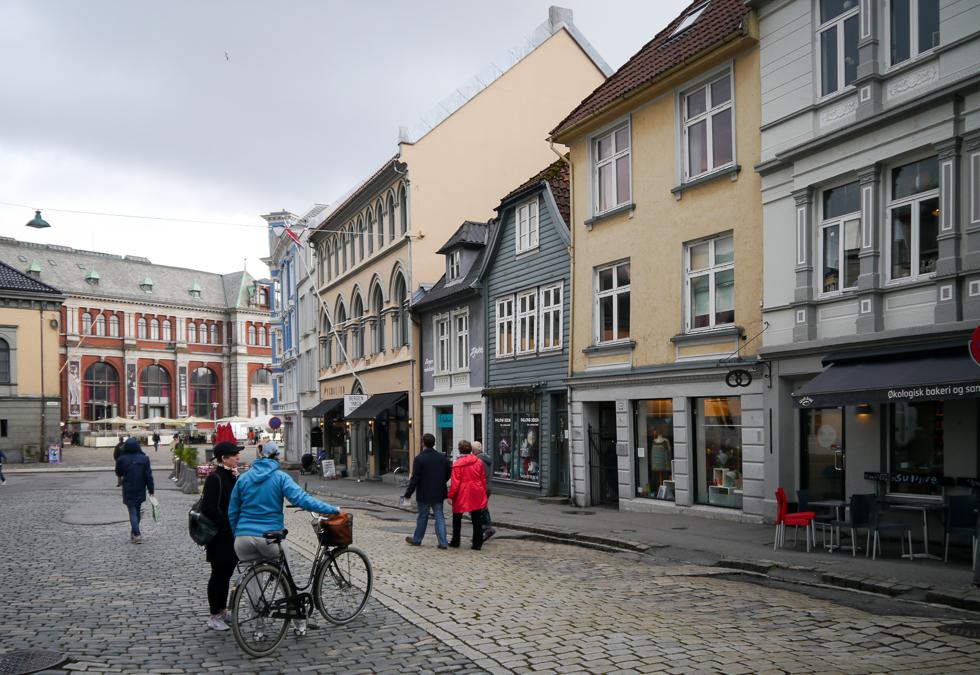 Почти центр города