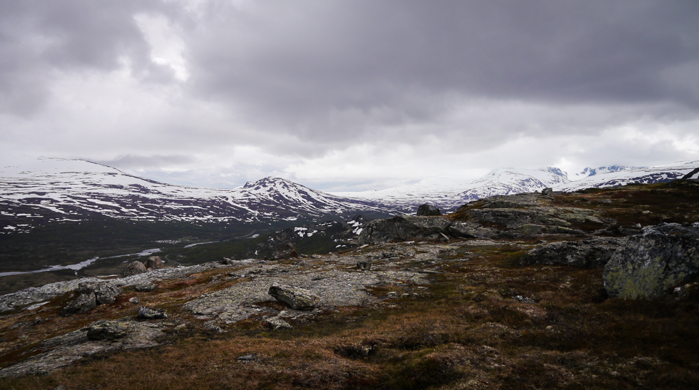 Вершина фьорда
