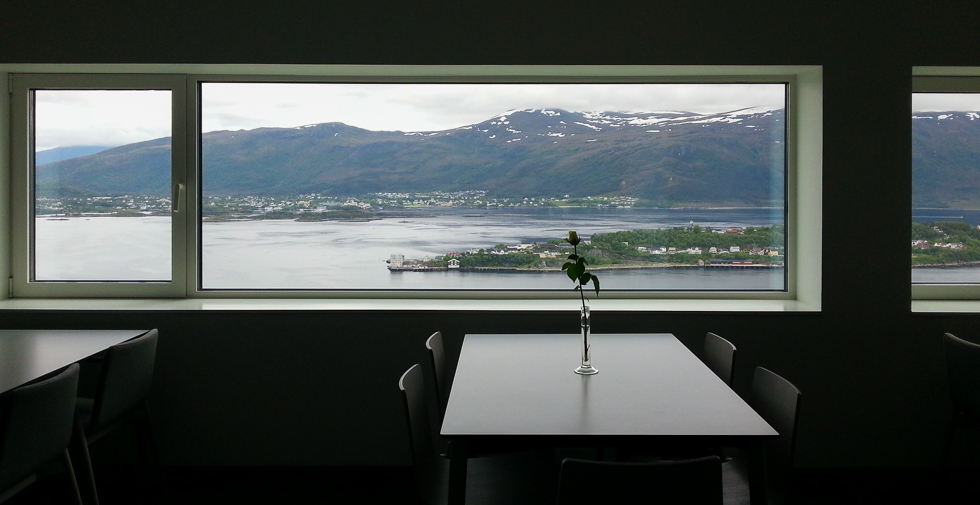 Три измерения в Норвегии