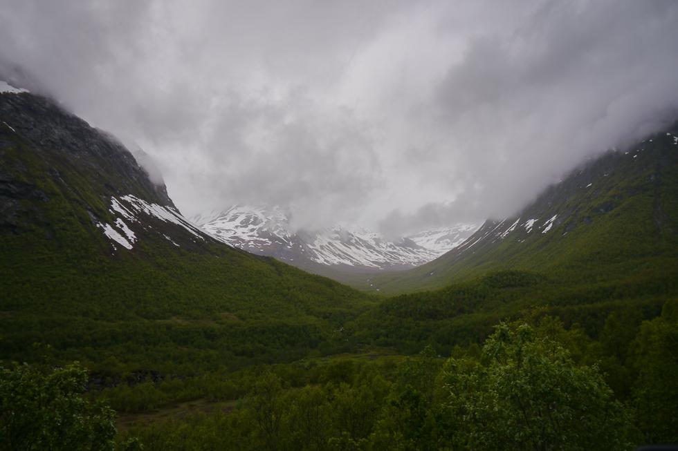 В глубине норвежских гор