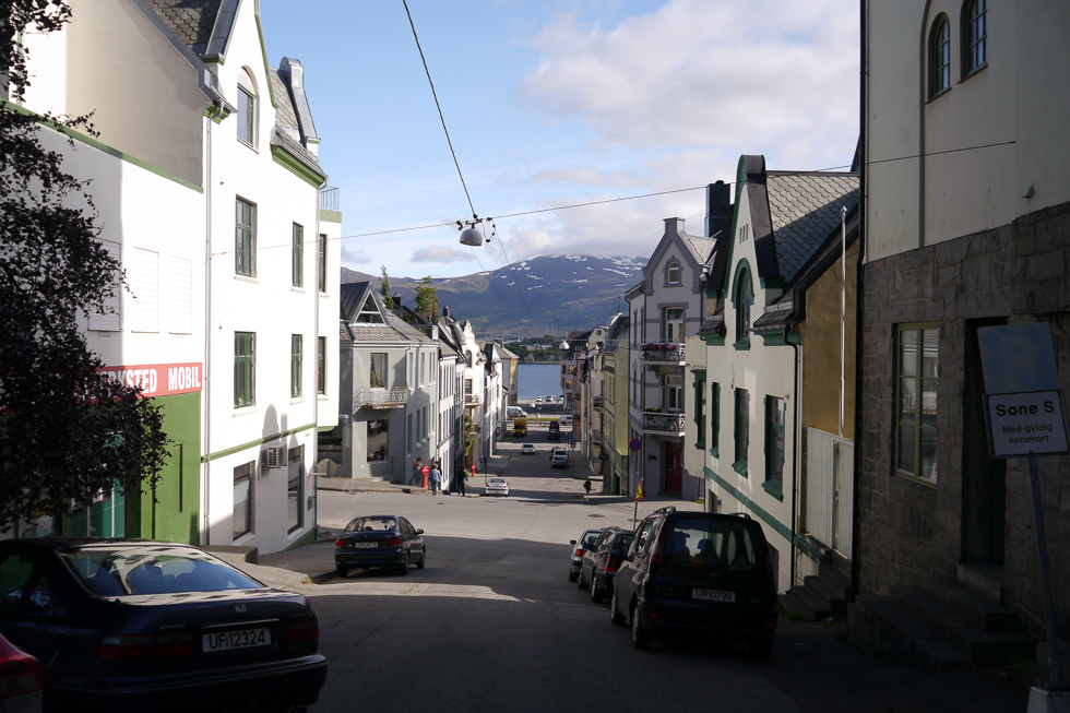 Улица Олесунна 4