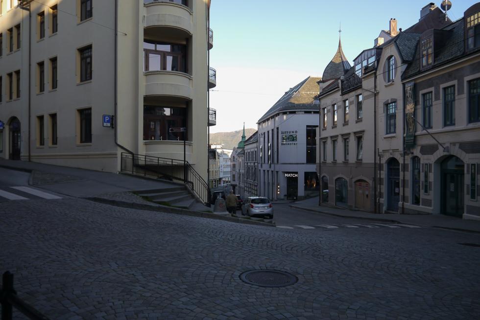 Улица Олесунна 6
