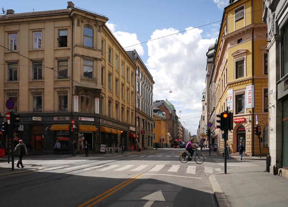 Перекрёсток Осло