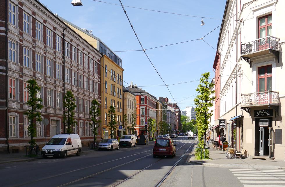Комфортный город Осло