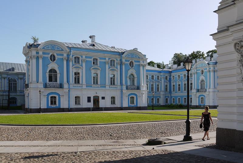 Корпус Смольного монастыря
