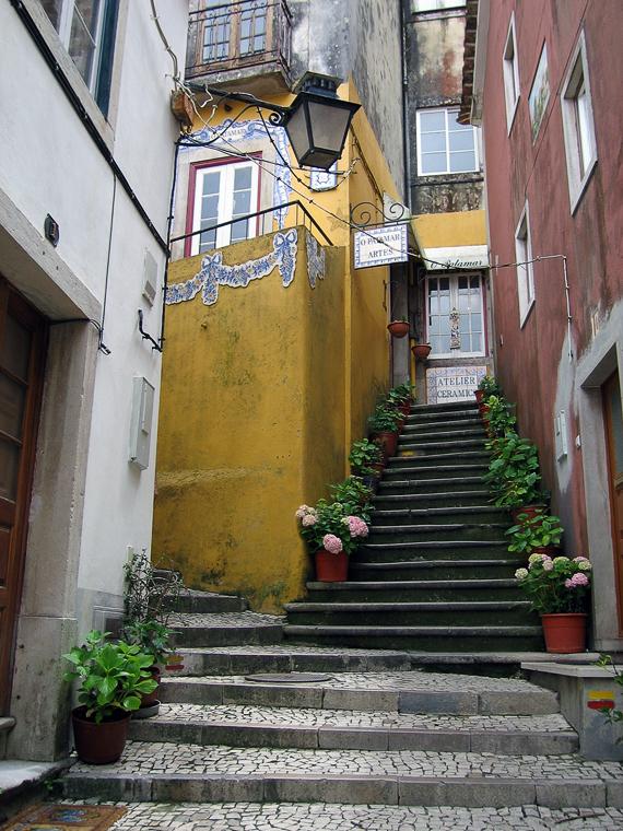 Улица Синтры
