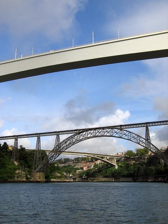 Еще три моста через реку Дору