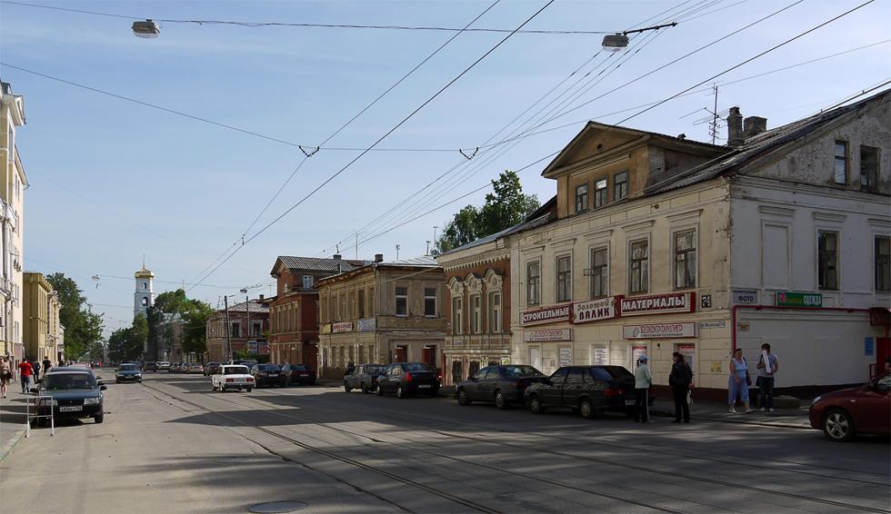 Некоторые улицы Нижнего Новгорода до сих пор хранят доревелюционный шарм.
