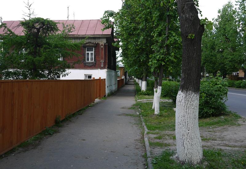 Улица Суздаля.